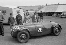 Frazer Nash Le Mans Replica Melvin Turnberry 52